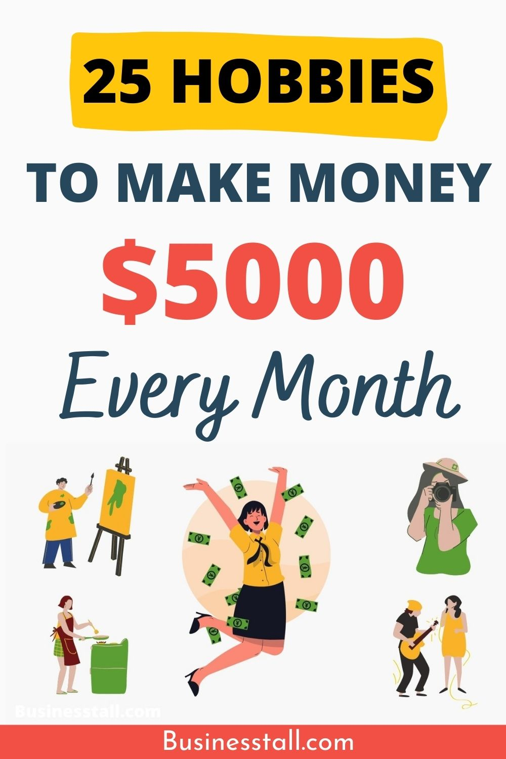 25 Best Hobbies to Make Money at Home